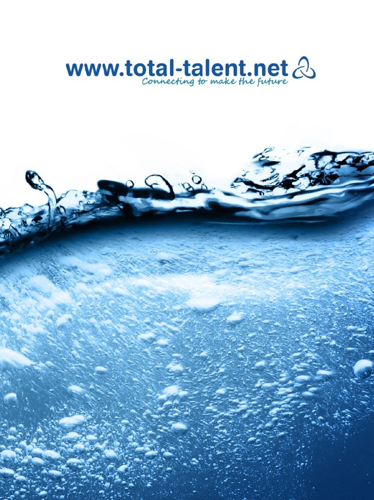 Total Talent   2010 Brochure