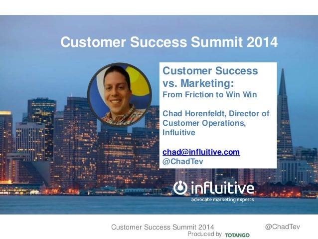 Totango customer-success-summit2