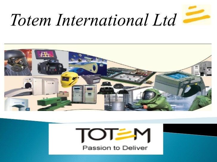 Totem International Ltd   20-06-2011   2