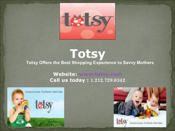 Totsy Customer Service