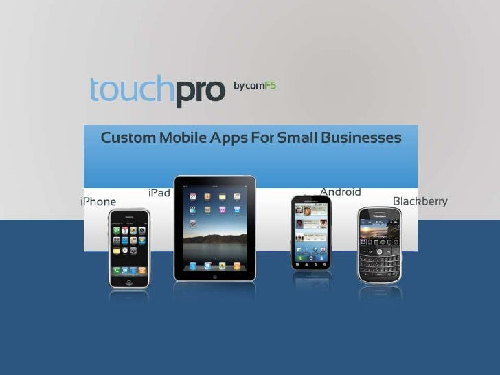 Touchpro 411 powerpoint_v1