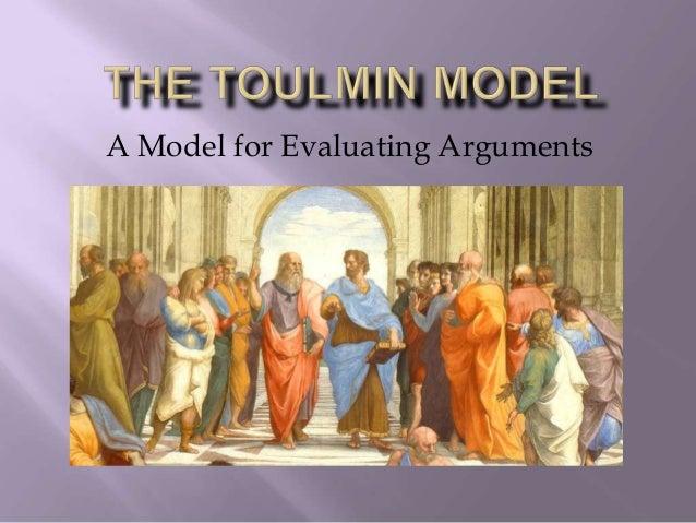 A Model for Evaluating Arguments
