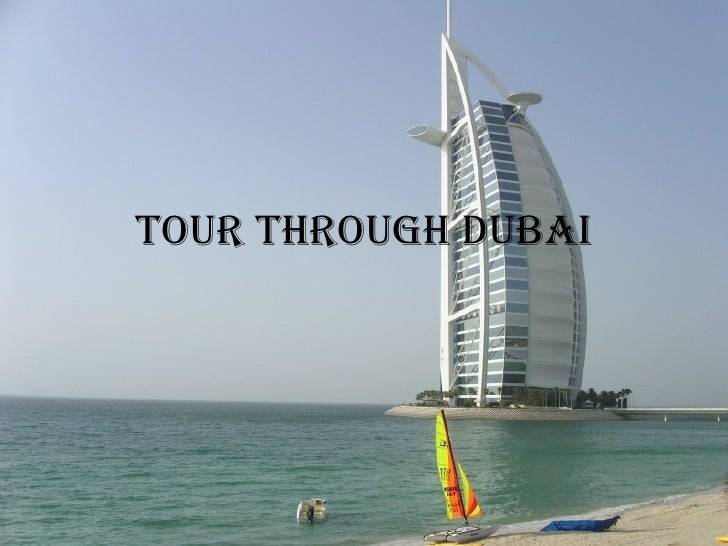 Tour through Dubai