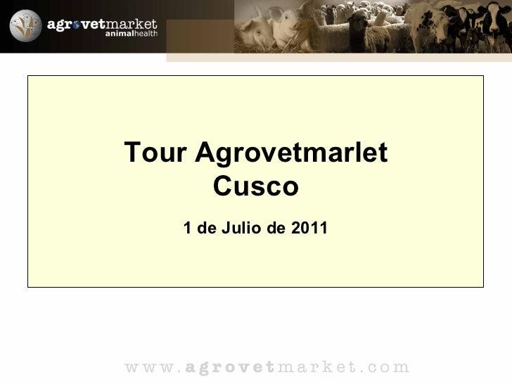 Tour Agrovetmarlet Cusco 1 de Julio de 2011