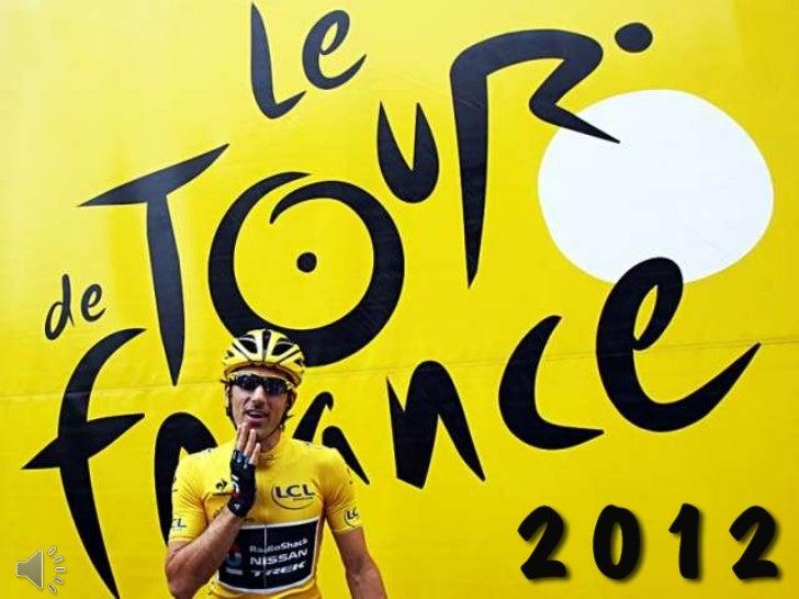 Tour de france 2012. (v.m.)