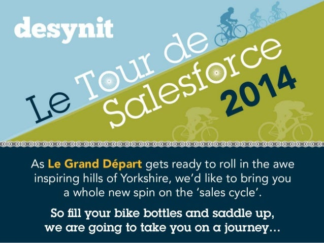 Le Tour de Salesforce 2014