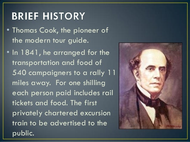 Thomas Cook The Grand Circular Tour