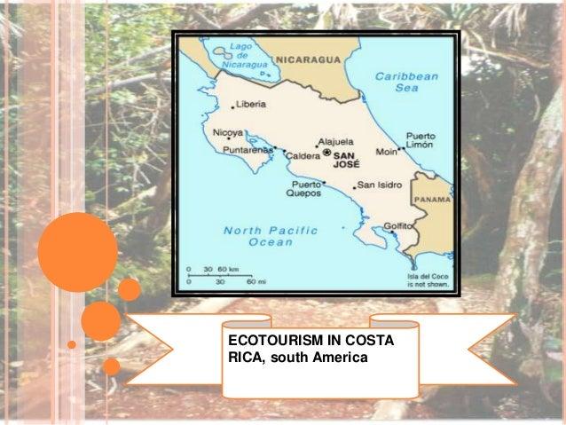 ECOTOURISM IN COSTA RICA, south America