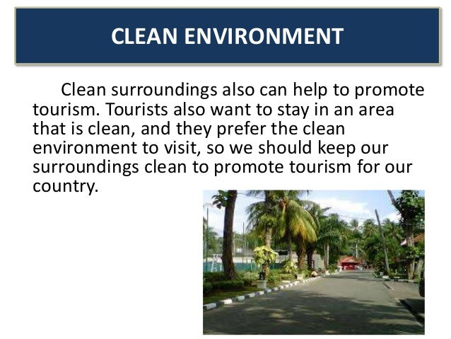 essay on importance of clean environment That maintaining a clean environment can pay for itself many equally important to consider are cleaning service the importance of cleanliness , , .