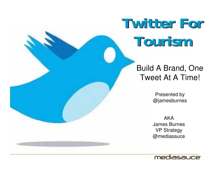 Twitter For Brand Development