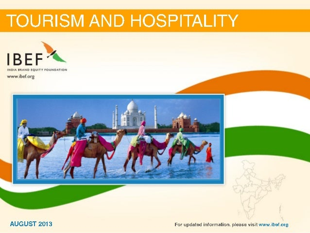 India : Tourism and hospitality Sector Report_August 2013