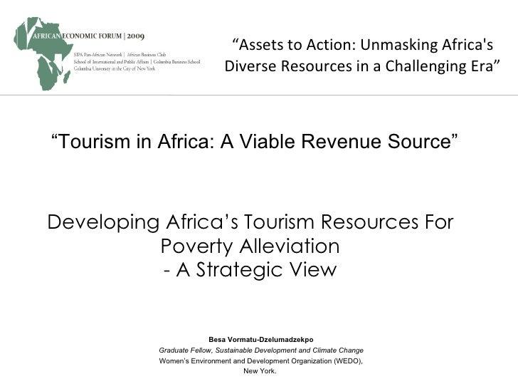 """"""" Assets to Action: Unmasking Africa's Diverse Resources in a Challenging Era"""" Besa Vormatu-Dzelumadzekpo Graduate Fellow,..."""
