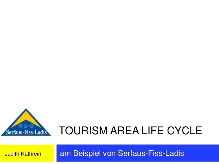 TourismArea Life Cycle<br />am Beispiel von Serfaus-Fiss-Ladis<br />Judith Kathrein<br />