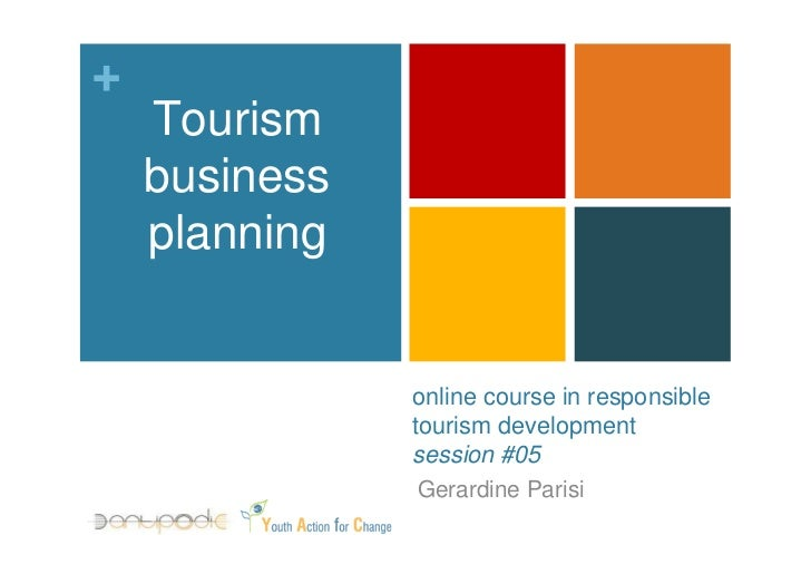 +    Tourism    business    planning               online course in responsible               tourism development         ...