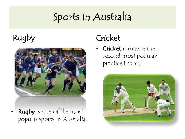 tourism cuisine and sports in australia