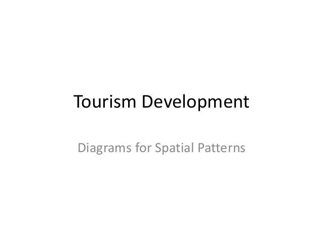 Tourism Development Diagrams for Spatial Patterns
