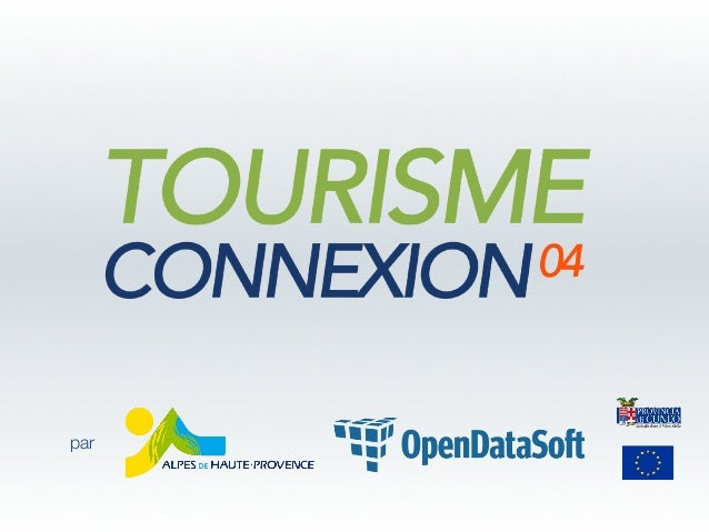Open Data by Default for Tourism by OpenDataSoft