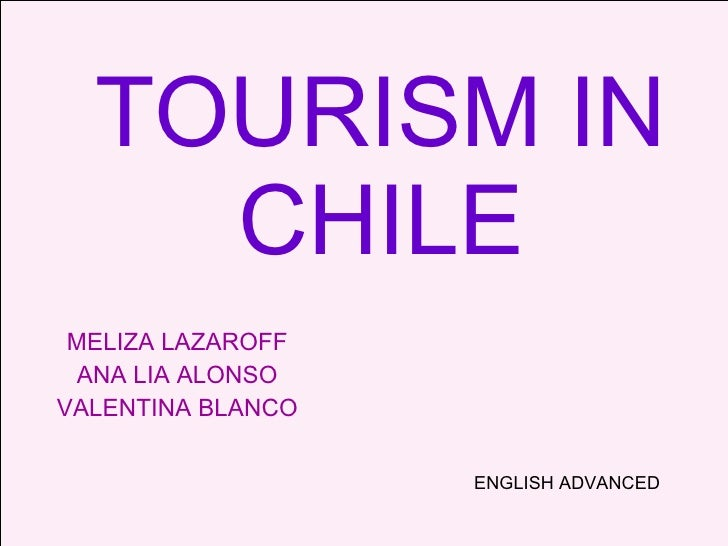 tourism in chile
