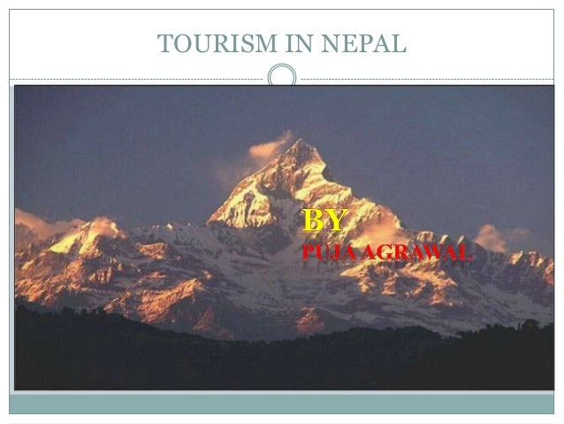 Tourism in nepal   sep 2010