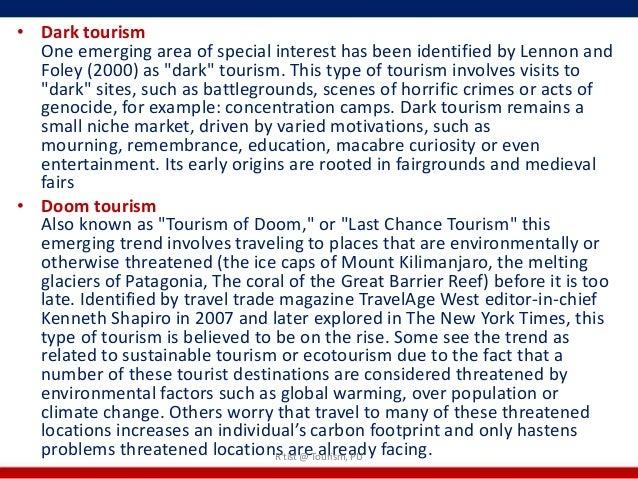 travellers motivations on tourist typology Dark tourism: concepts, typologies and sites dark tourism,  tourists' motivations,  towards a typology of death and macabre related tourist sites,.