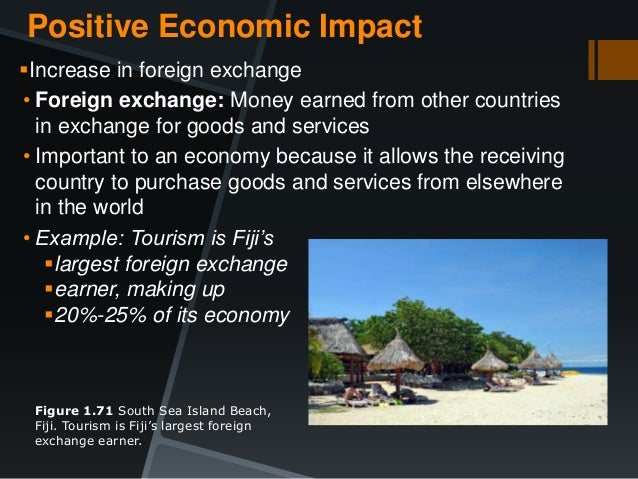 the different negative impacts of increased tourism