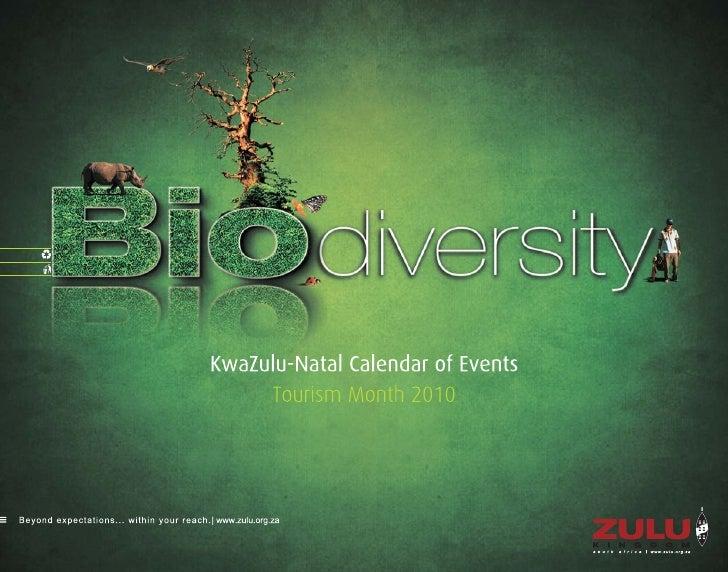 Tourism month calendar of events [r]