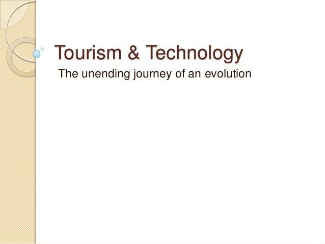 Tourism & Technology