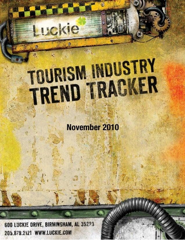 Tourism Trend Tracker November 2010