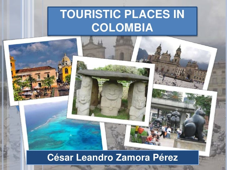 Touristic Places In Colombia