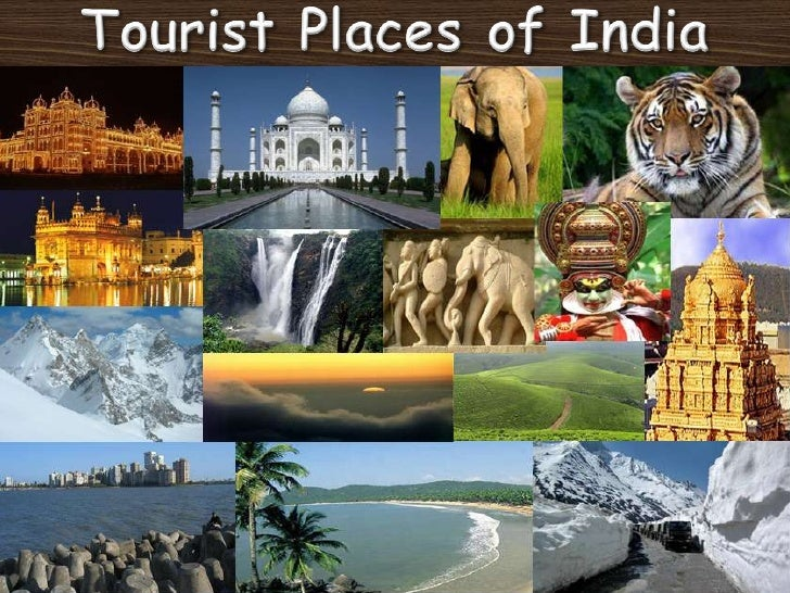 Tourist Places of India<br />