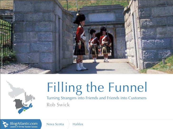 http://www.maritimegiftshow.ca/                                       Filling the Funnel                                  ...