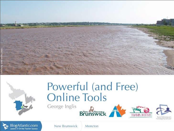 Powerful (and Free) Online Tools - Moncton