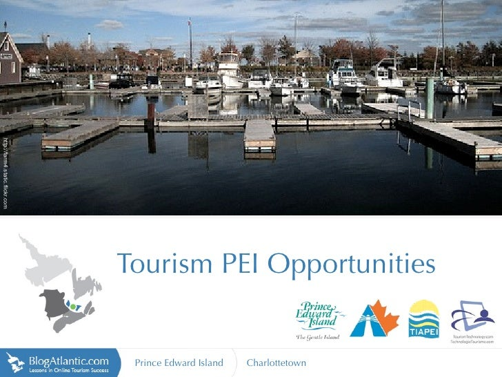 Tourism PEI Opportunities - Charlottetown