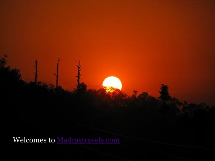 Welcomes to Madrastravels.com