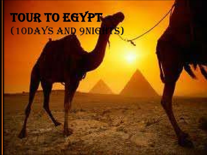 Tour to Egypt<br />(10days and 9nights)<br />