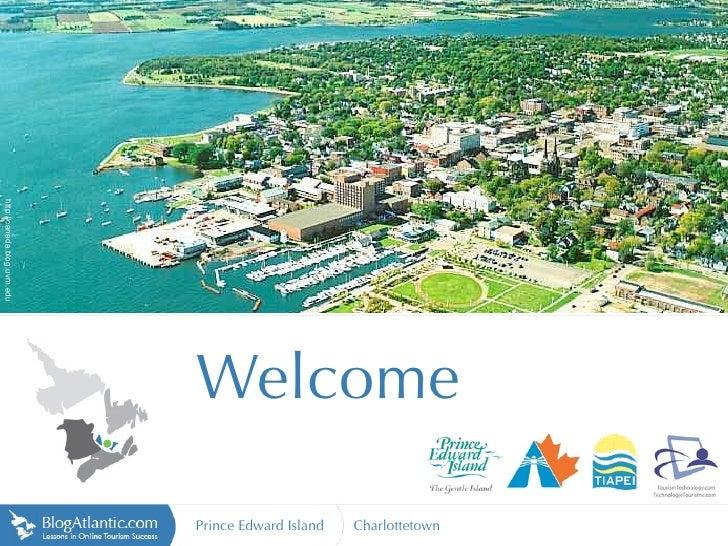 http://canada.blog.uvm.edu                                  Welcome                               Prince Edward Island   C...
