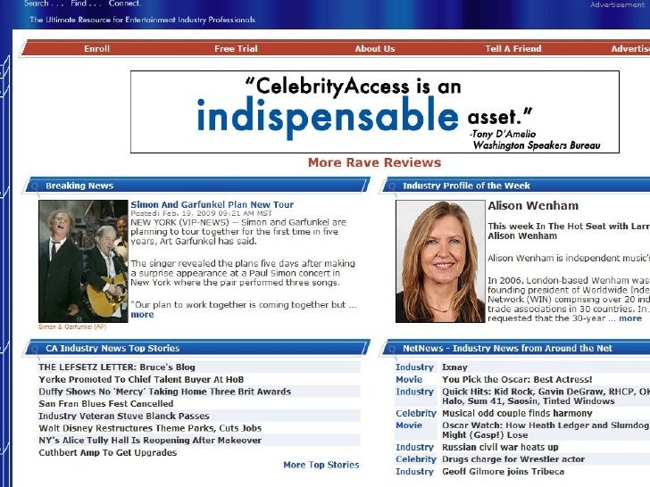 CA Home Page