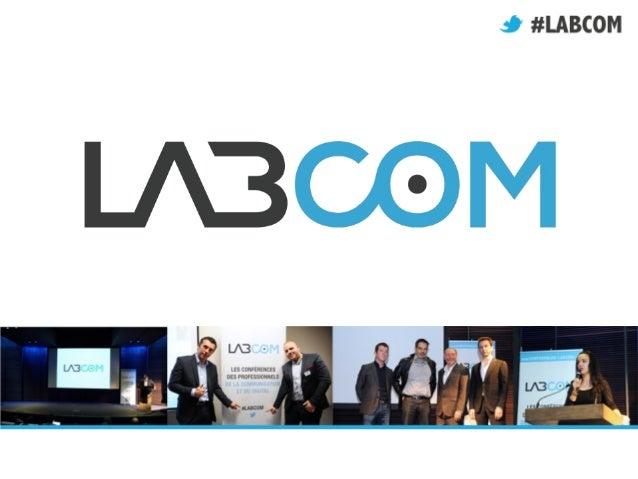 Laboratoire d'idées et d'échange, LabCom est le lieu de rencontre des professionnels de la Communication et du Digital, au...