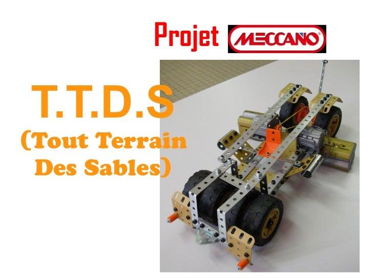 ProjetT.T.D.S(Tout Terrain Des Sables)
