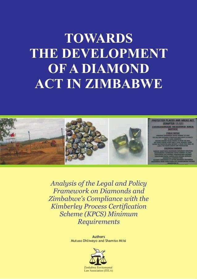Towards a diamond act in zimbabwe.pdf.pdf1