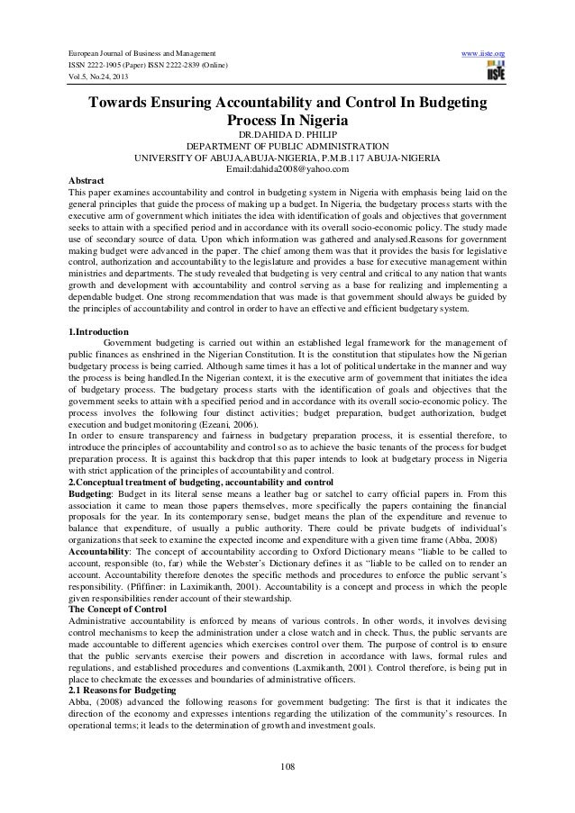 European Journal of Business and Management ISSN 2222-1905 (Paper) ISSN 2222-2839 (Online) Vol.5, No.24, 2013  www.iiste.o...