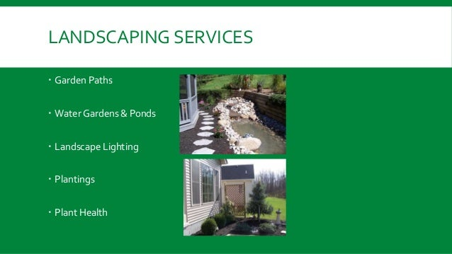 Landscaping companies rochester ny