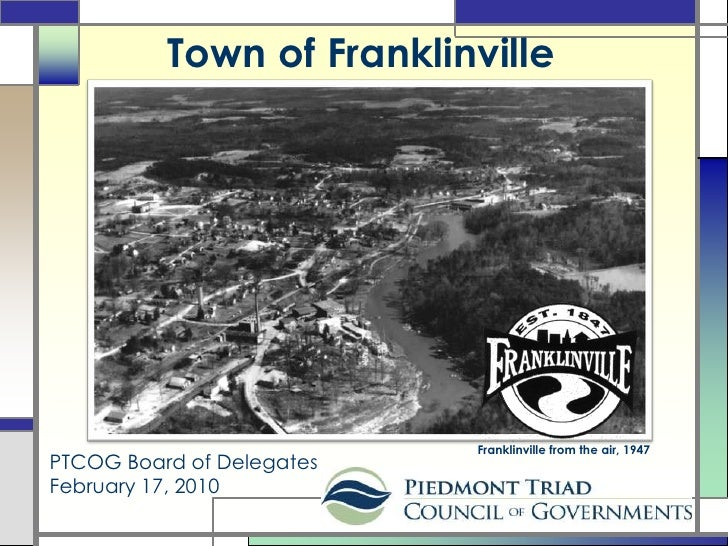 Town Of Franklinville