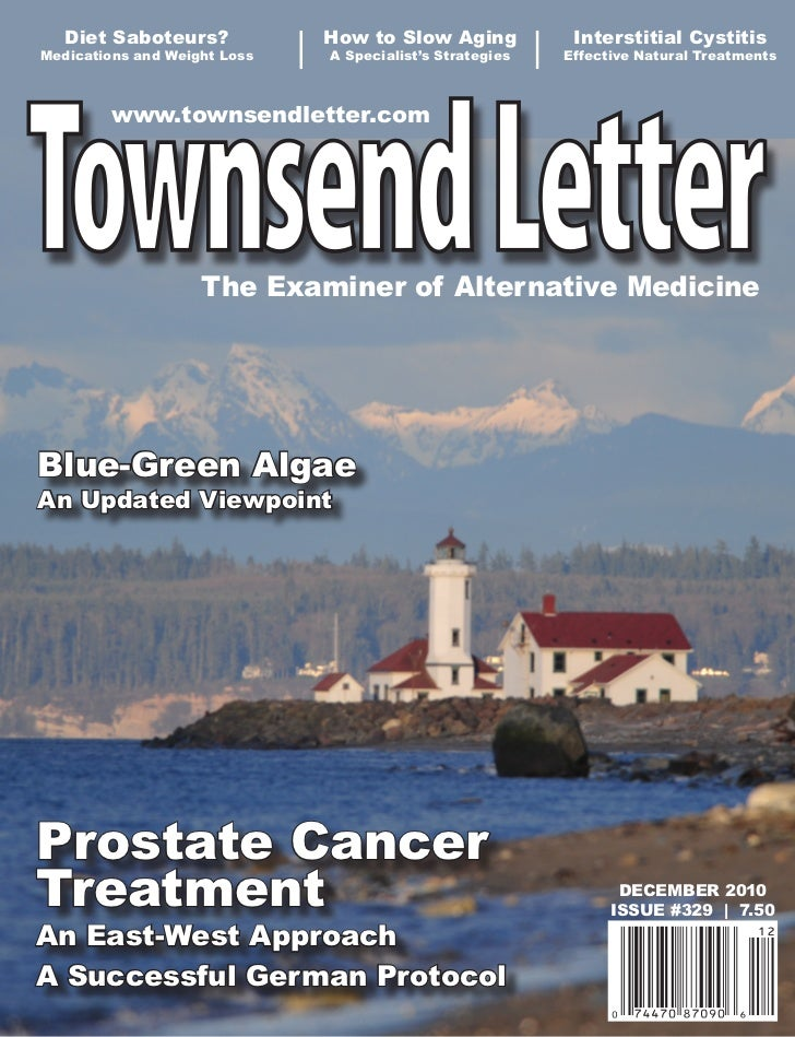 Townsend letters==
