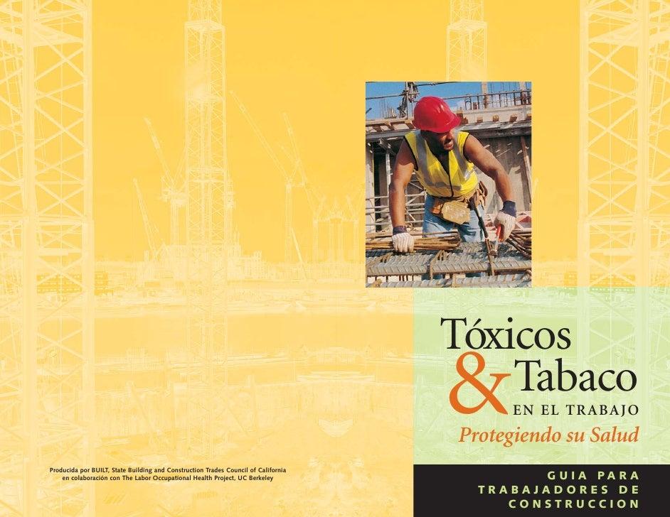Tóxicos                                                                                    &   Tabaco                     ...