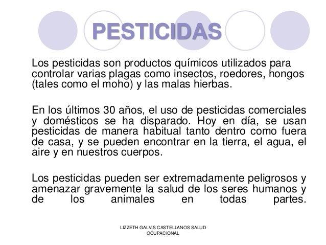 plaguicidas y pesticidas pdf