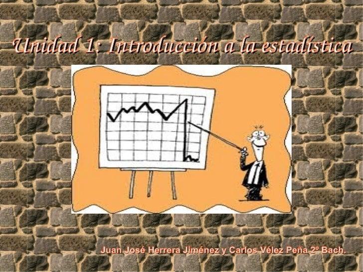 Trabajo Estadística