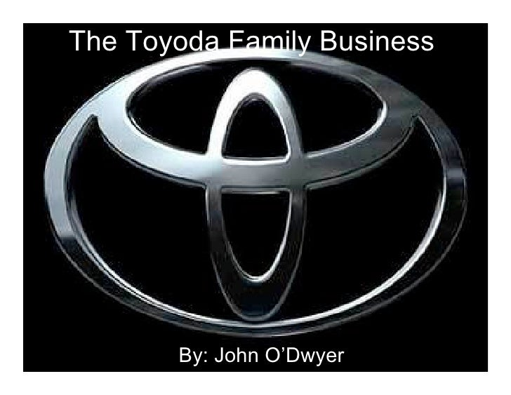Toyoda family business