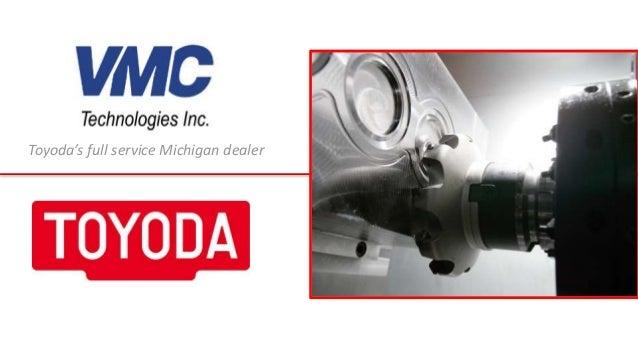 Toyoda Machinery Product Presentation