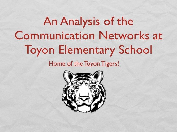 Toyon elementary school slides 2